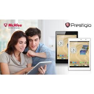 Владельцы устройств Prestigio смогут воспользоваться McAfee® LiveSafe