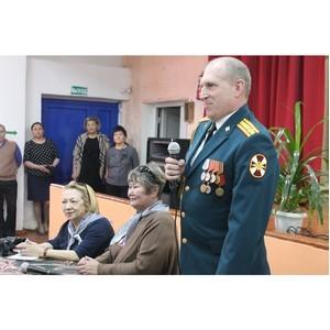 ОНФ в Туве организовал в сельской школе профориентационный мастер-класс