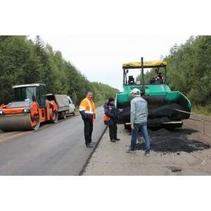 јктивисты ќЌ' в оми добиваютс¤ включени¤ ненормативных участков дорог в планы ремонта