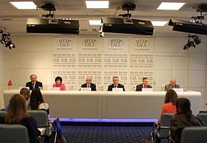 Состоялась пресс-конференция, посвященная организации выставки «Экологическая безопасность»