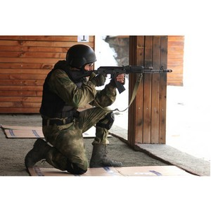 Сибирские силовики выбрали лучших стрелков