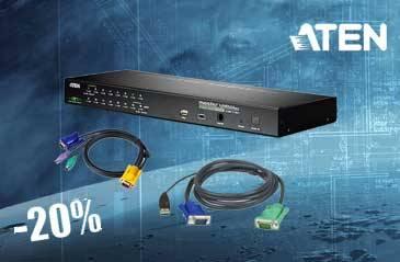 Промо-Акция на IP KVM Переключатели Aten