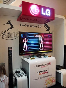 ��������� �LG CINEMA 3D Smart TV� ������� 13 ������� ���������� �������