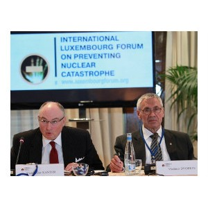 «авершилась конференци¤ ћеждународного Ћюксембургского форума по предотвращению ¤дерной катастрофы