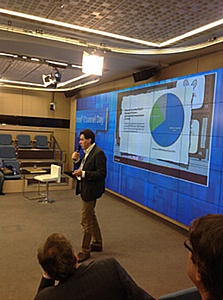 �������� Auvix ������� ������� � ����������� Intel Channel Day/����� 2013