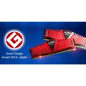 Модули памяти для оверклокинга Adata XPG Z1 DDR4 получили премию Good Design Award 2014