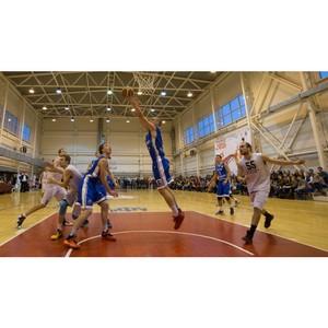 Мужская сборная вуза по баскетболу вошла в число 16 лучших команд АСБ