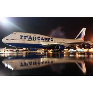 Авиакомпания «Трансаэро» начала полеты по маршруту Москва — Дели