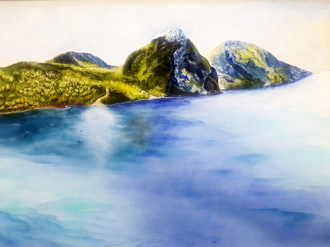 """""""Свет Души"""": выставка энергетических картин"""