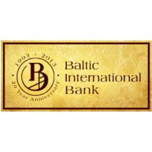 Baltic International Bank отмечает двадцатилетний юбилей