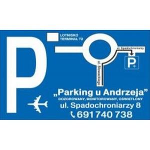 Услуги парковки теперь доступны в 50 метрах от аэропорта Гданьск