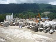 ООО «ЕНДС-Сочи» оснащает строительную технику олимпийских объектов