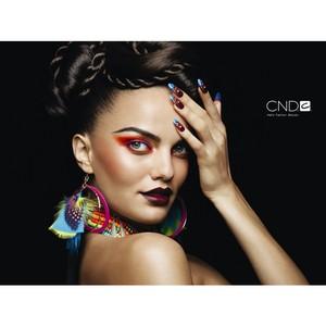 Яркие эмоции и стильный маникюр вместе с Vinylux™ от CND