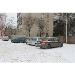 Активисты ОНФ добились ликвидации крупного очага захламления в центре Воронежа