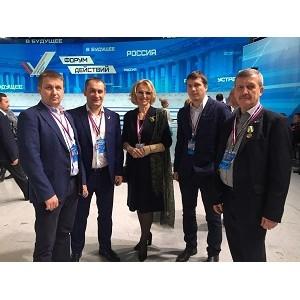 ОНФ в Югре: регион улучшил позиции в рейтинге качества медицины