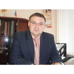 Заместитель мэра Череповца Михаил Ананьин стал героем проекта «Агентство Городского Развития в лицах»