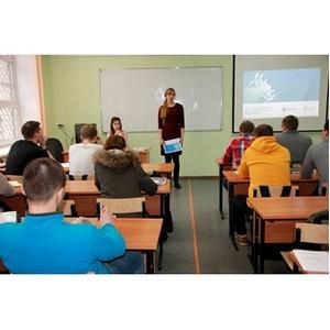 Специалисты Рязаньэнерго объяснили студентам азы цифровой трансформации электросетей