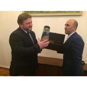 Представители компании Kastamonu посетили Кировскую область