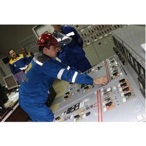 Липецкие теплоэнергетики успешно справились с заданиями противоаварийной тренировки