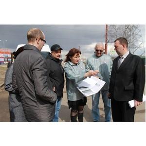 Активисты ОНФ в Костромской области провели рейд по адресам с карты «убитых» дорог