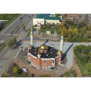 Поддержка БФ «Сафмар» позволит завершить строительство Центральной мечети в Ижевске