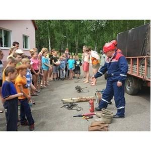 Рязаньэнерго: уроки электробезопасности для детей и подростков