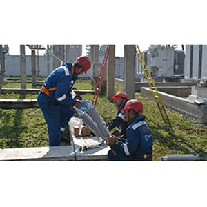 Кузбасские энергетики готовят подстанционное оборудование к зиме