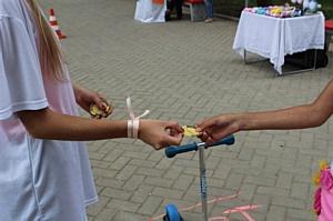 В жилом районе «Гармонии» близ Ставрополя состоялся увлекательный квест для детей