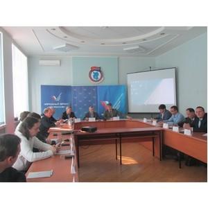 Омские активисты ОНФ организовали круглый стол по вопросам развития науки