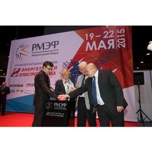 Подведены первые итоги выставки «Энергетика и электротехника» в Санкт-Петербурге