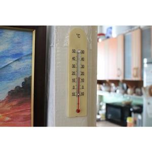 ОНФ в Туве взял на контроль проблемы с теплоснабжением в многоквартирных домах села Кызыл-Мажалык