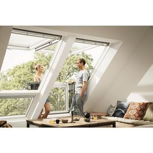 Мансардные окна Velux Premium: новый уровень дизайна и комфорта