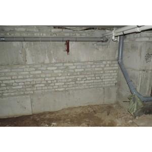 Активисты ОНФ обратились к властям Кургана по нарушениям в «новом аварийном» жилье на ул.Березовой