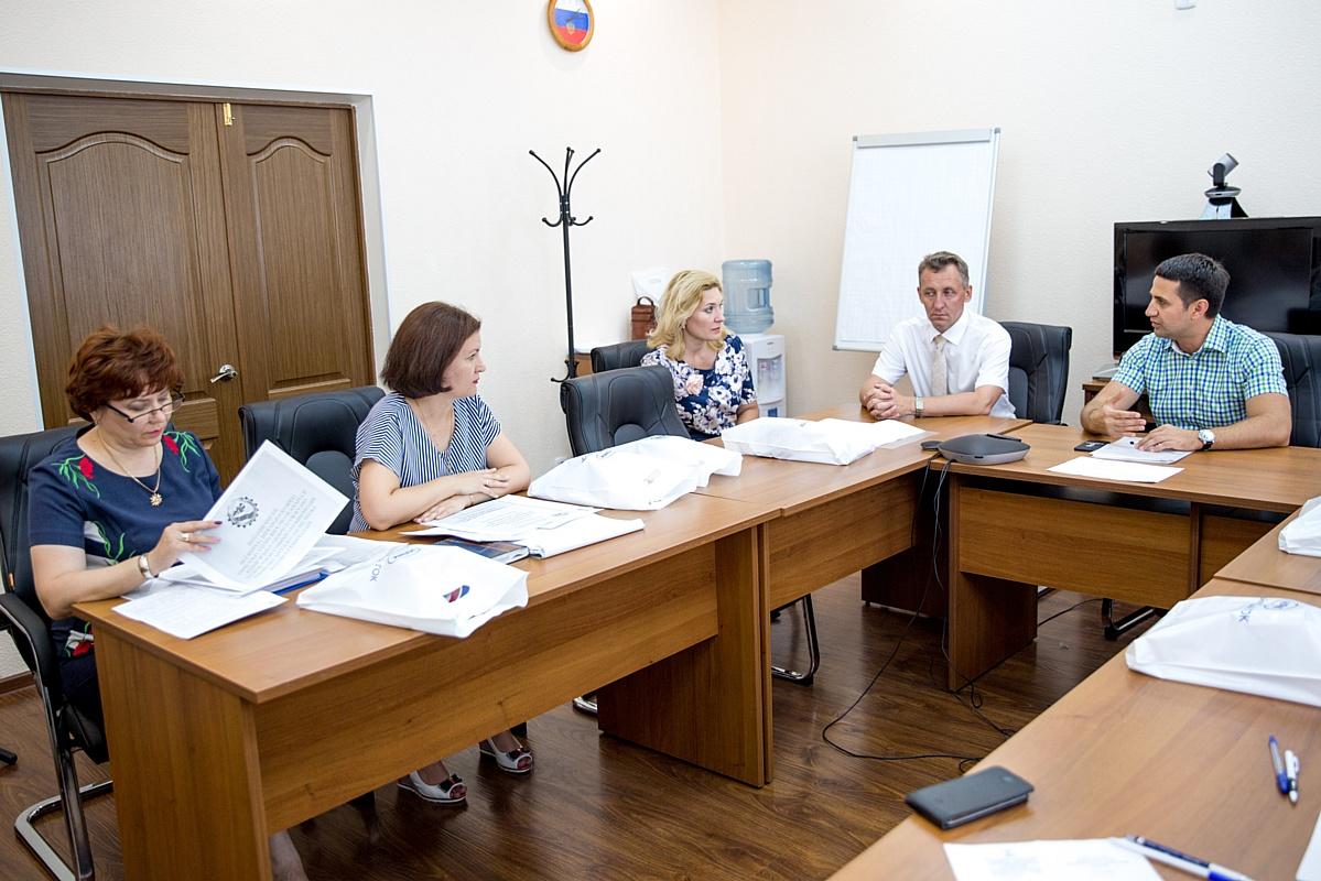 На СГОКе обсудили вопросы сотрудничества с базовым учебным заведением