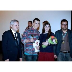 Фонд Янковского наградил победителя Национального конкурса КМКФ «Молодость»
