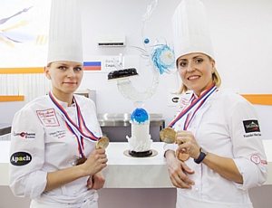 Индустрия гостеприимства на выставке Horeca Kazan 2016