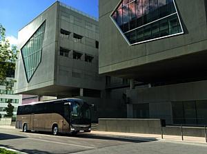 Iveco Magelys Pro стал «Автобусом года-2016»