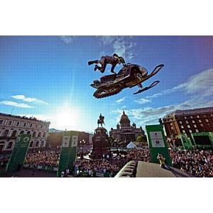 Большие игры прошли в Петербурге