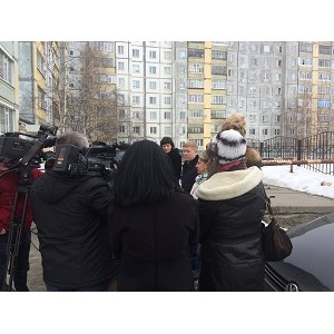 ОНФ в Югре намерен добиться от властей Сургута реконструкции спортивного блока школы № 38