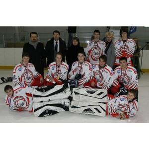 Юные хоккеисты Уфы разыграли Кубок Инорса.