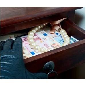 Полицейские задержали подозреваемого в краже денег из квартиры по горячим следам