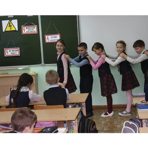 Сотрудники «Ивэнерго» рассказали ивановским школьникам правила электробезопасности