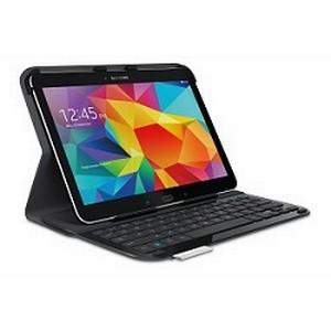 Чехол-клавиатура Logitech Ultrathin Keyboard Folio для нового планшета Samsung Galaxy Tab 4 10.1