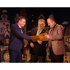 Ярославские энергетики отметили профессиональный праздник.
