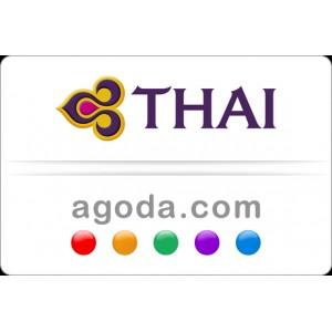 THAI выбирает Agoda для предоставления услуг по бронированию отелей