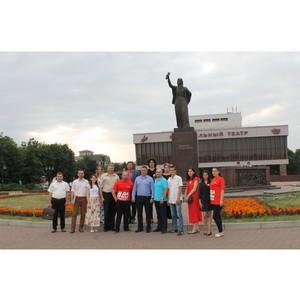 И. Кастюкевич встретился с северокавказскими региональными командами «Молодежки ОНФ»