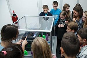 Экспериментаниум – музей увлекательных экспериментов и опытов