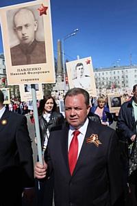 Виктор Павленко: В Архангельске пройдет VII Съезд городов Воинской славы