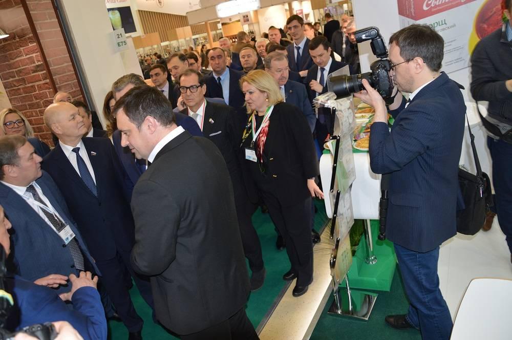 «Вилон» привез с Продэкспо-2018 контракты на миллионы рублей