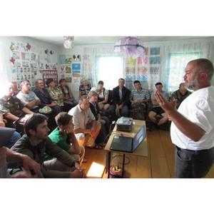 Эксперты ОНФ в Алтайском крае обсудили с населением проект расширения Тигирекского заповедника